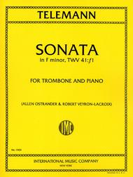 Sonata in F minor