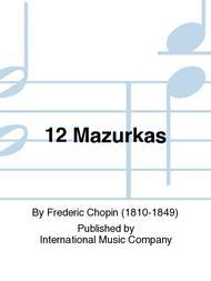 12 Mazurkas