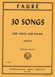 30 Songs - Medium