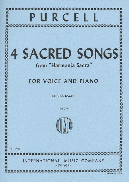 Four Sacred Songs (from