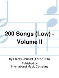 200 Songs (Low) - Volume II