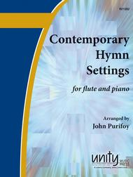 Contemporary Hymn Settings for Flute and Piano
