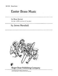 Easter Brass Music