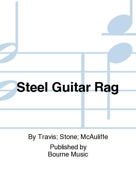 Steel Guitar Rag
