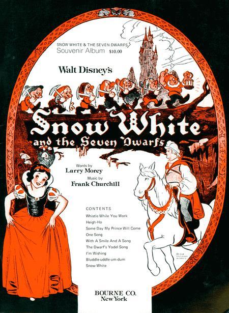 Snow White And The Seven Dwarfs (Original Souvenir Editions)