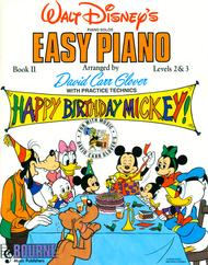 Walt Disney Easy Piano, Book I
