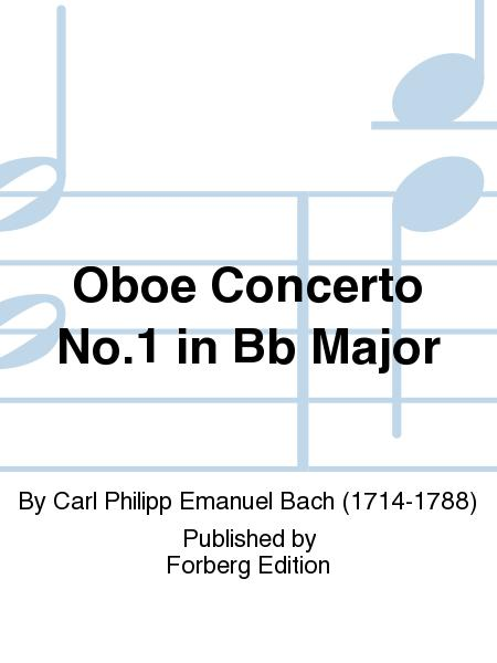Oboe Concerto No. 1 in Bb Major