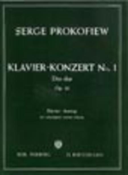 Piano Concerto No. 1 in Db Major Op. 10