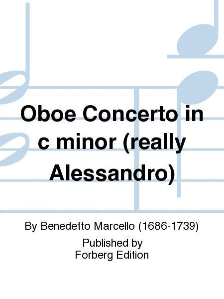 Oboe Concerto in c minor