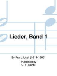 Lieder, Band 1