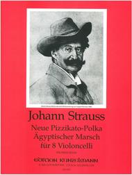 New Pizzicato Polka and Egyptian March
