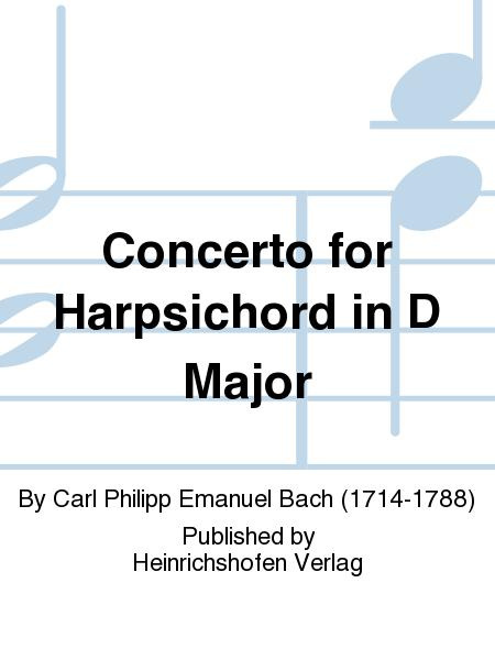 Concerto for Harpsichord in D Major