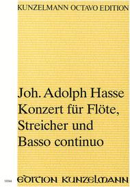 Flute Concerto in G Major Op. 3 No. 7