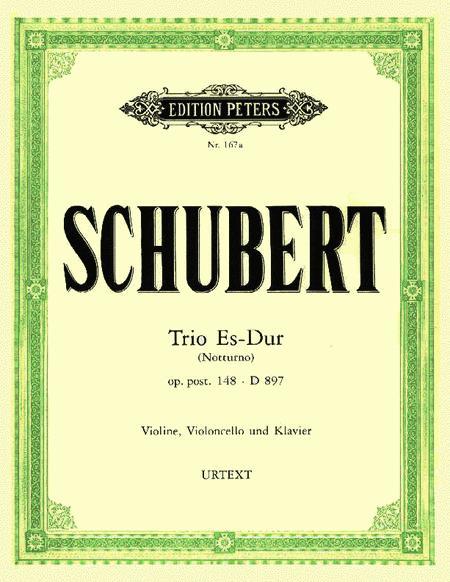 Piano Trio (Notturno) Op. posth.148 (D.897)