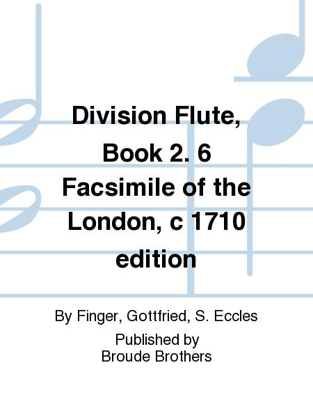 The Division Flute, Part 2. PF 16