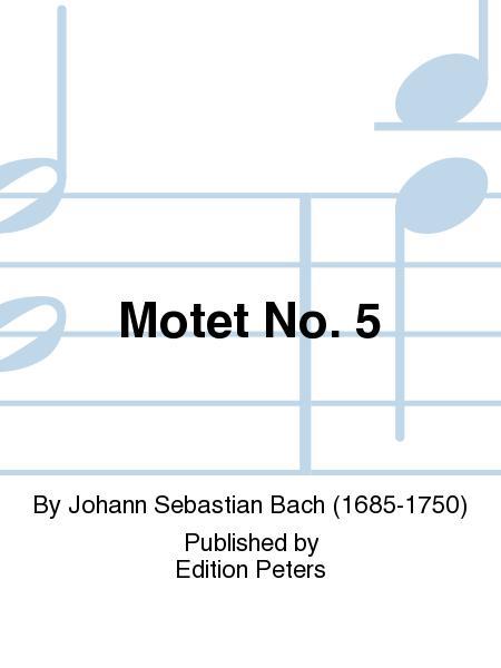 Motet No.5 (