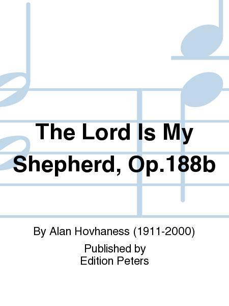 The Lord is my Shepherd Op. 188b