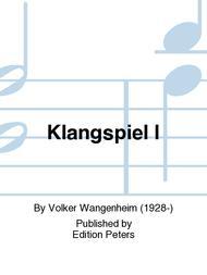 Klangspiel I