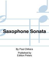 Saxophone Sonata