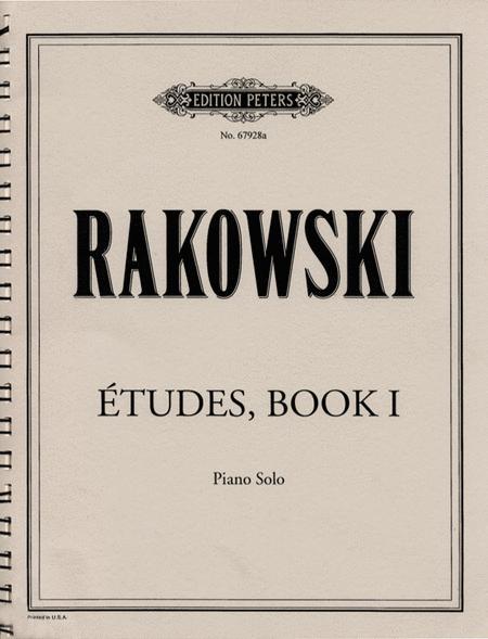 Etudes Book 1 (Nos.1-10)