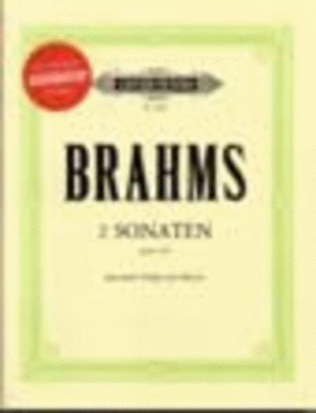 Sonatas Op. 120