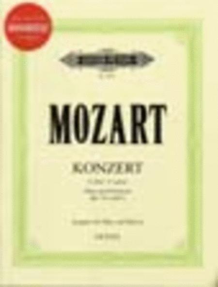 Oboe Concerto in C Major K.314 (265d)