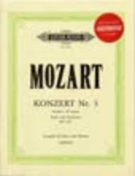 Horn Concerto No. 3 in E flat K.447