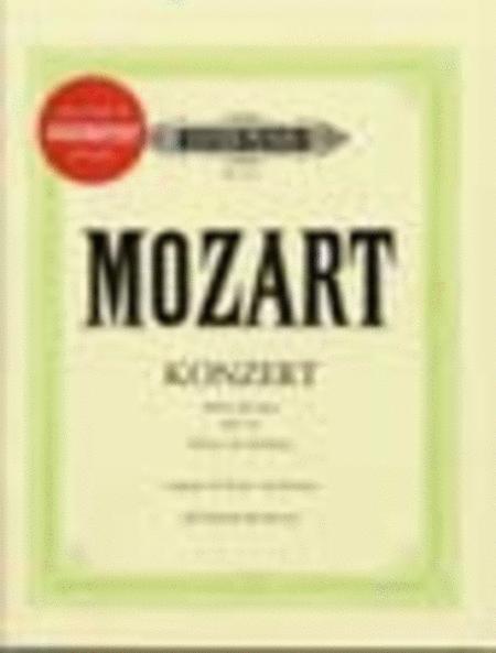 Violin Concerto No. 4 in D K.218.