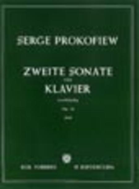 Sonata No. 2 Op. 14