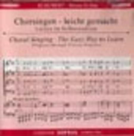 Mass No. 2 in G Major - Choral Singing CD (Soprano)