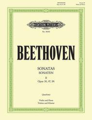 Sonatas for Violin and Piano Vol. 2