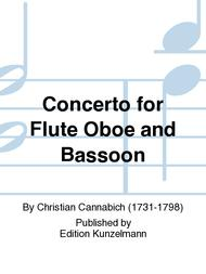 Concerto for Flute, Oboe, and Bassoon