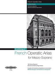 French Operatic Arias for Mezzo-Soprano - 19th Century Repertoire