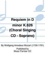 Requiem in D minor K.626 (Choral Singing CD - Soprano)
