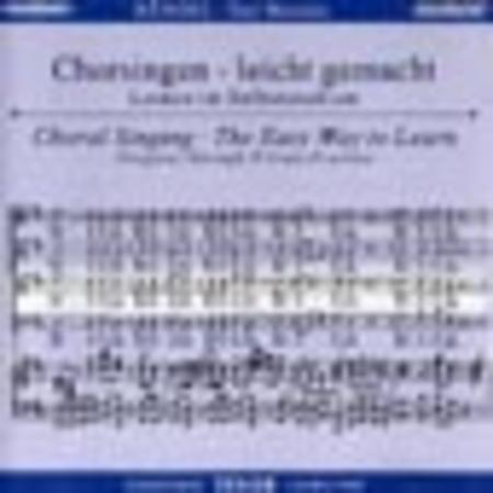 Messiah - Choral Singing CD (Tenor)