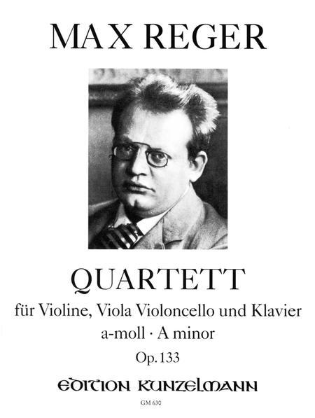 Piano Quartet Op. 133