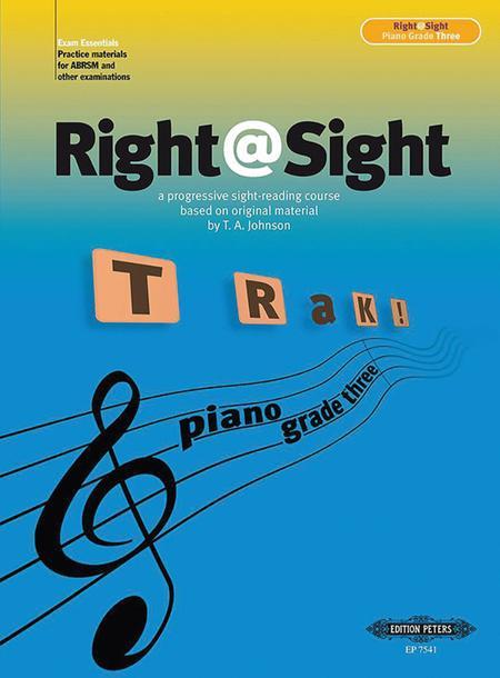 Right@Sight - Piano Grade 3
