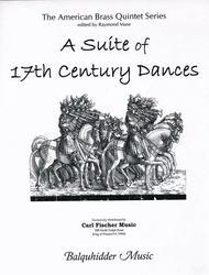 A Suite of 17th Century Dances