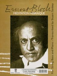 Meditation Hebraique