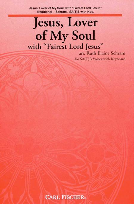 Jesus Lover Of My Soul Sheet Music By Joseph Parry Simeon B Marsh