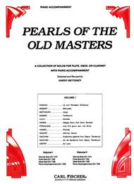 Pearls Of The Old Masters - Vol. I
