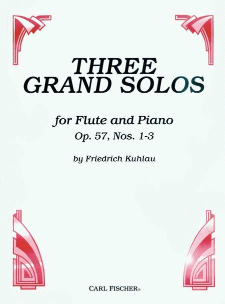 Three Grand Solos