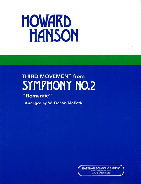 Third Movement from Symphony No. 2