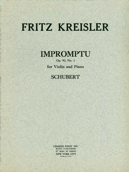Imromptu No.3