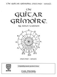 The Guitar Grimoire Fretpad - Small