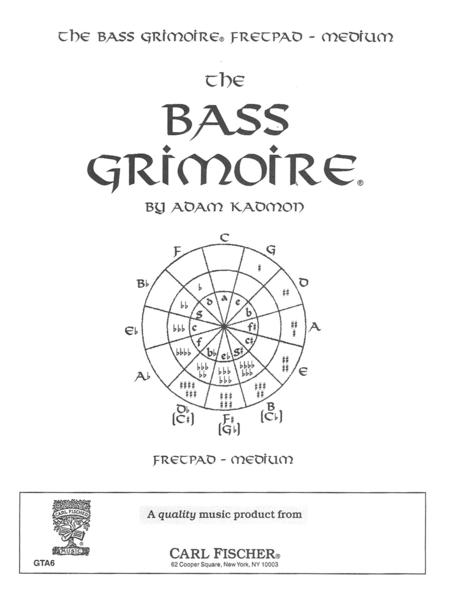 The Bass Guitar Grimoire Fretpad - Medium