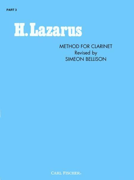 Method For Clarinet