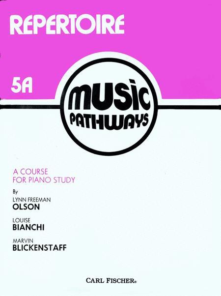 Music Pathways - Repertoire 5A