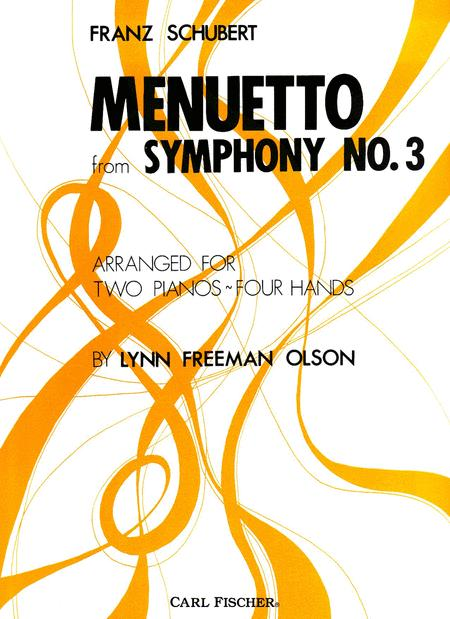 Menuetto From Symphony No. 3