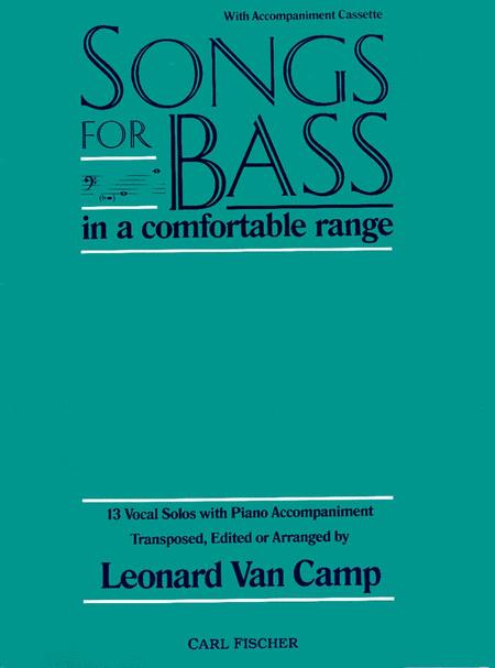 Songs For Bass in A Comfortable Range